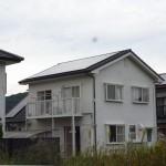 太陽光発電(一般家庭向け)の施工実績「佐伯市K様邸/発電量:4.0kw/メーカー:ソーラーフロンティア」