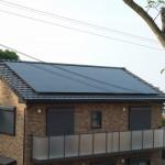 太陽光発電(一般家庭向け)の施工実績「大分市S様邸/発電量4.6kw/メーカー:ソーラーフロンティア」